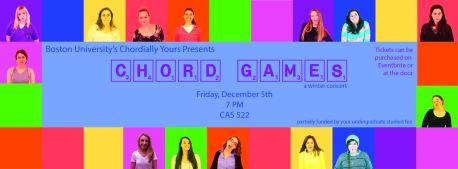 Chord Game Poster